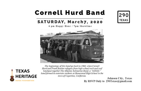 Cornell Hurd Band