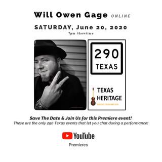 Will Owen Gage