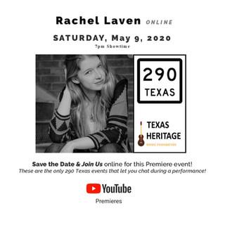 Rachel Laven