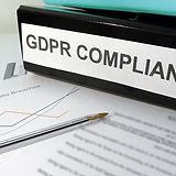 General Data Protection Regulation (GDPR