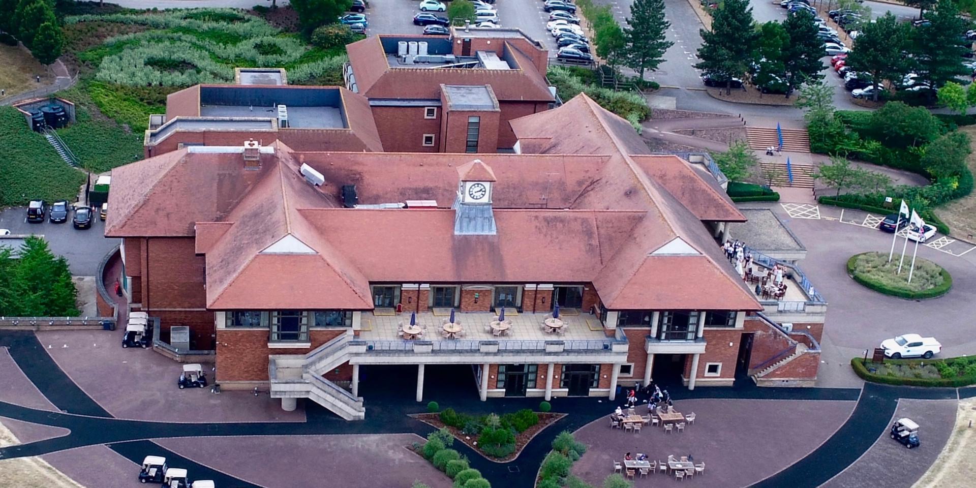 Oxfordshire Golf club and Hotel