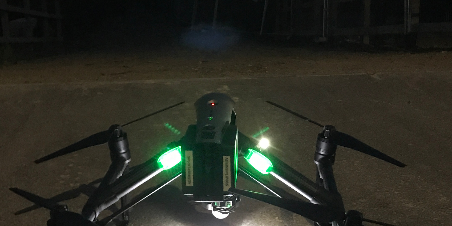 Ready for night operations