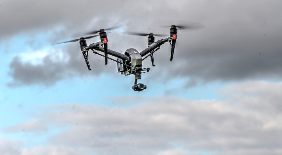 Photo of Drone in the air