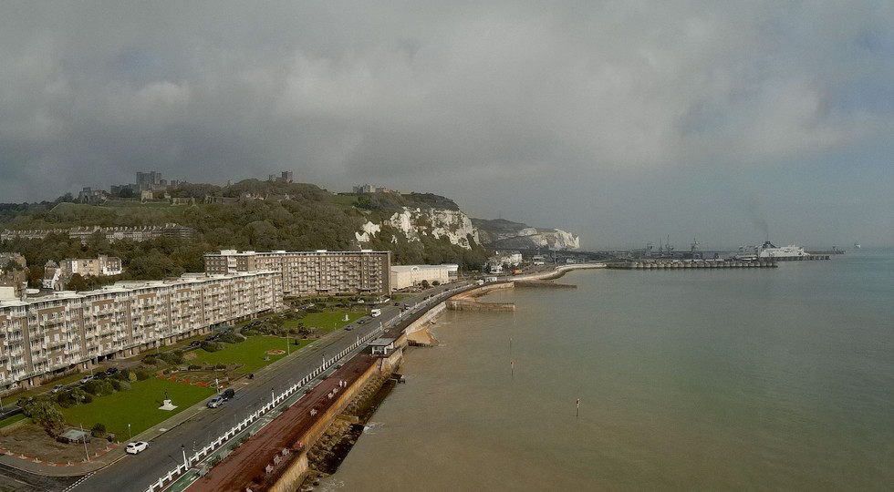 Dover seafront