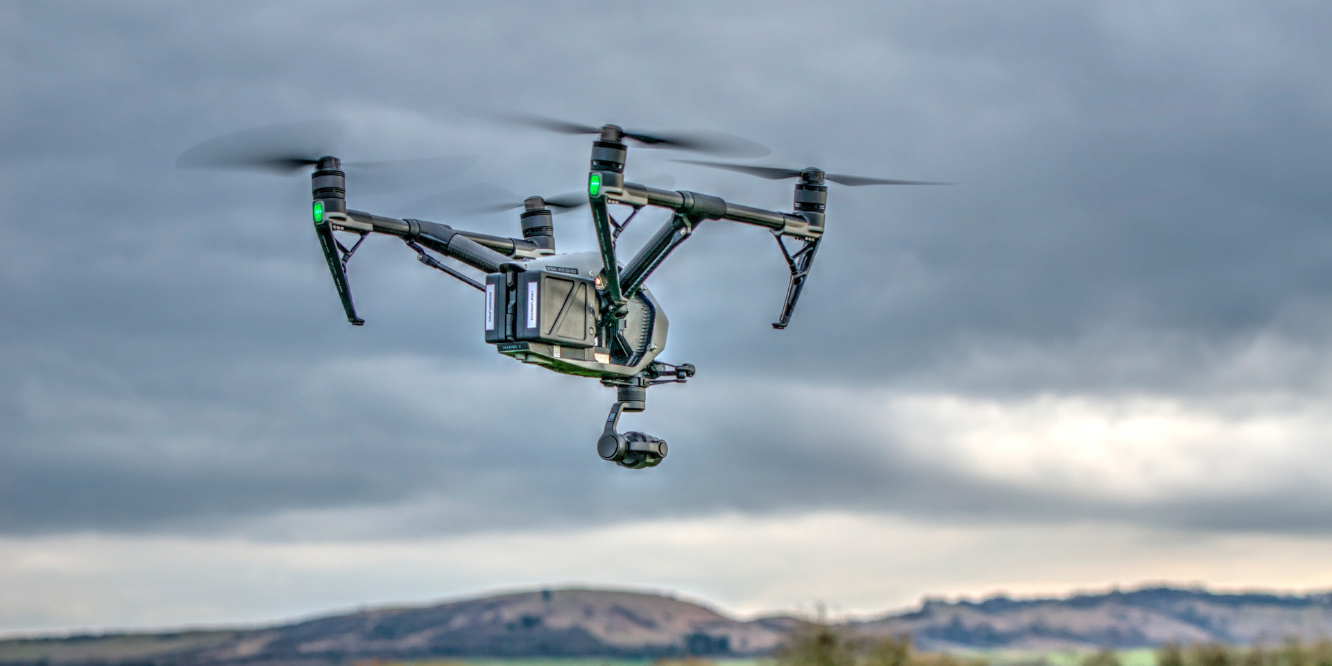 Drone aerial photo 2