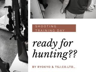 【射撃練習会イベントのご案内】9月1日