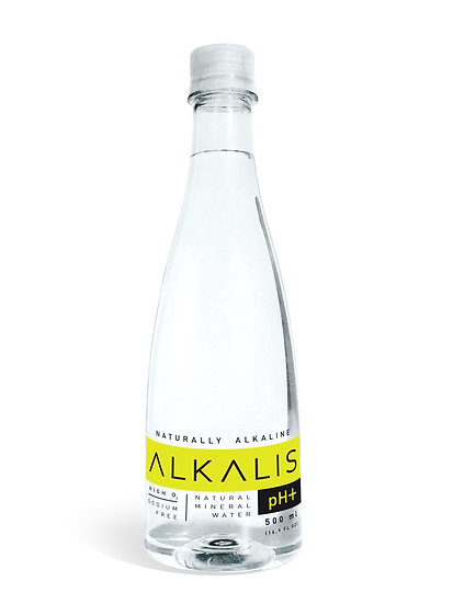 Alkalis pH+ 500 cc