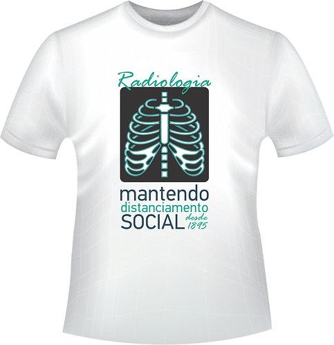 Camiseta Radiologia