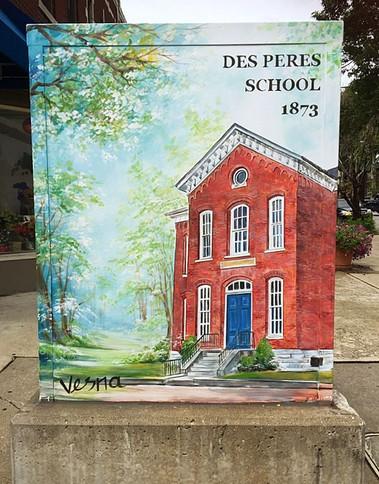 Des Peres School - Vesna
