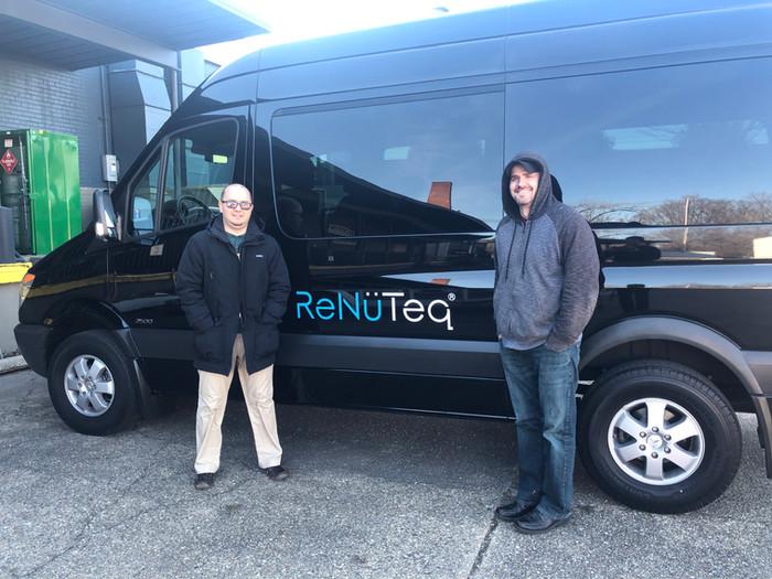 ReNuTeq's New Mobile Office!