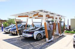 BMW-carport - ReNuTeq Solis