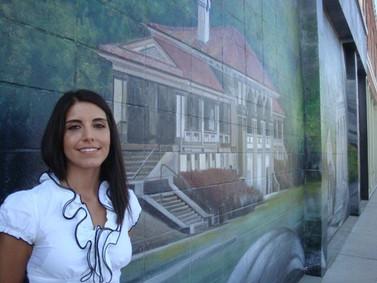 Carondelet Mural - Vesna Art
