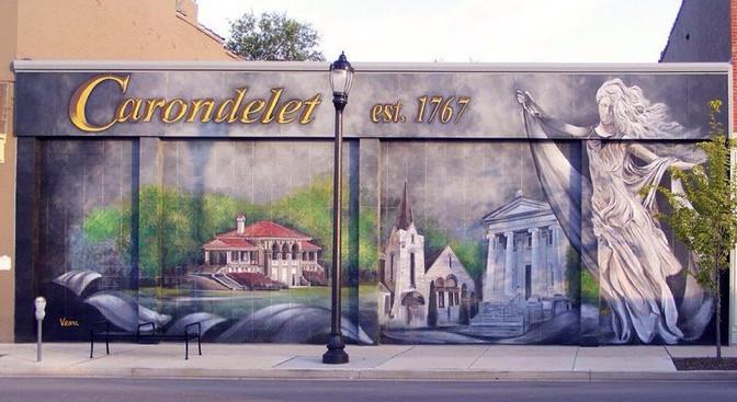 Corondelet - Mural - Vesna
