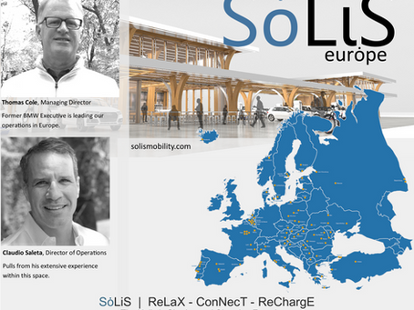 SoLiS Europe is Officially Launched!
