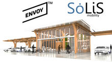 Envoy + ReNüTeq - Partner to develop SoLiS EV Share and Charge Hubs Nationally