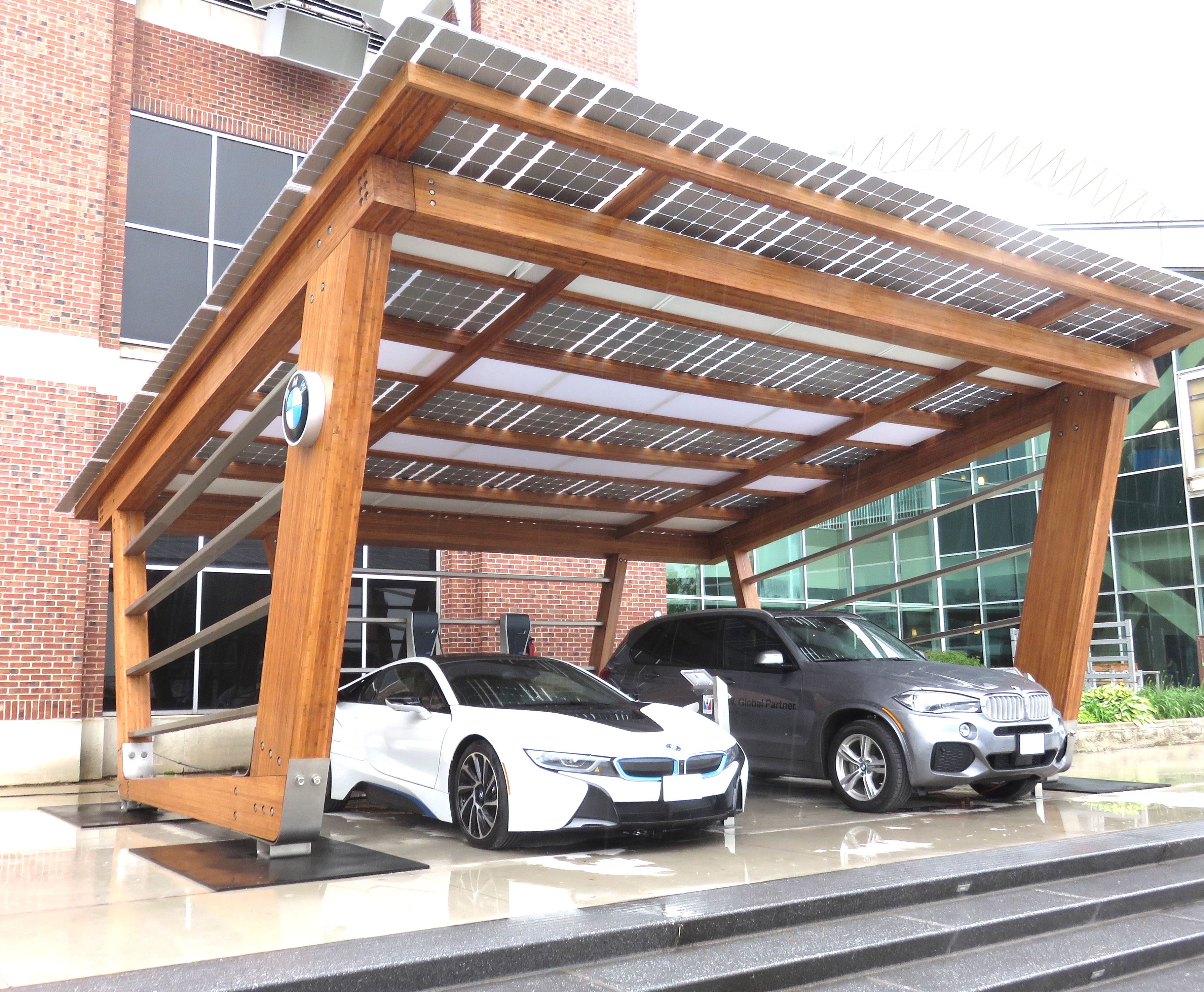 BMW Charging - Two Car
