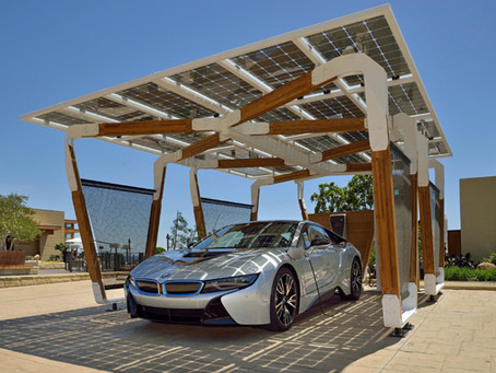 The First SoLiS Structure - BMW's Design Works - Engineered Bamboo