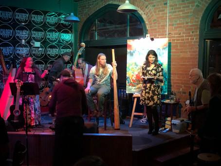 Terri & Vesna's 11th Annual Birthday Extravaganza!