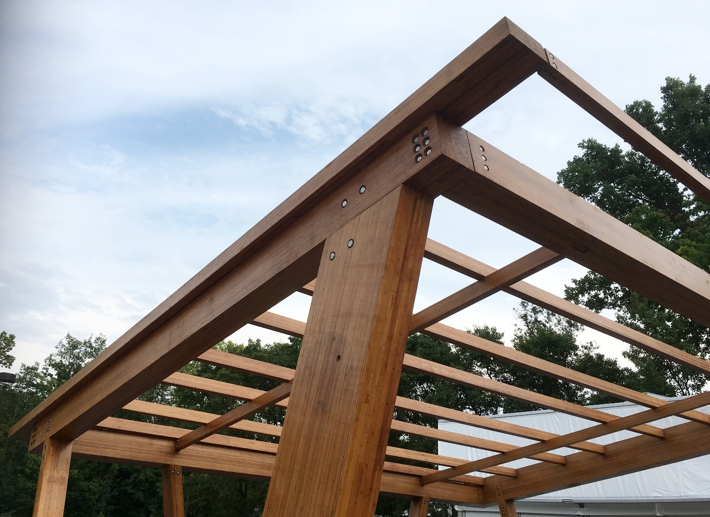 Structural Grade Engineered Bamboo