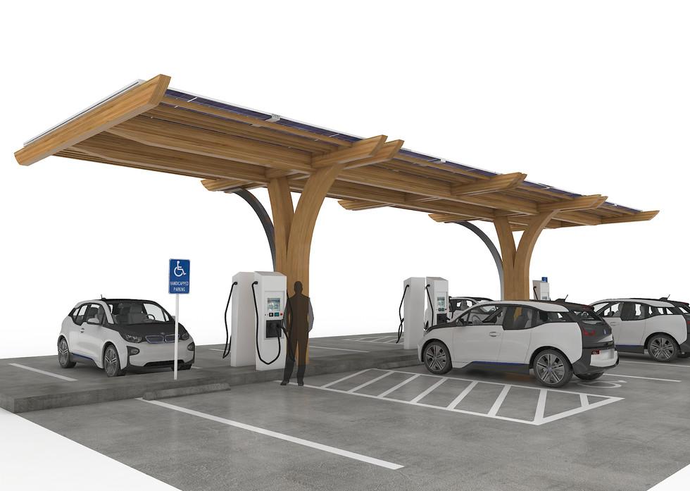 SoLiS - EV Charging Solutions - Solar Ca