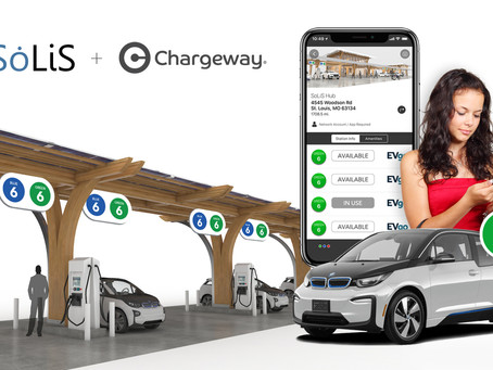 Chargeway Interface @ SoLiS Mobility Hubs!