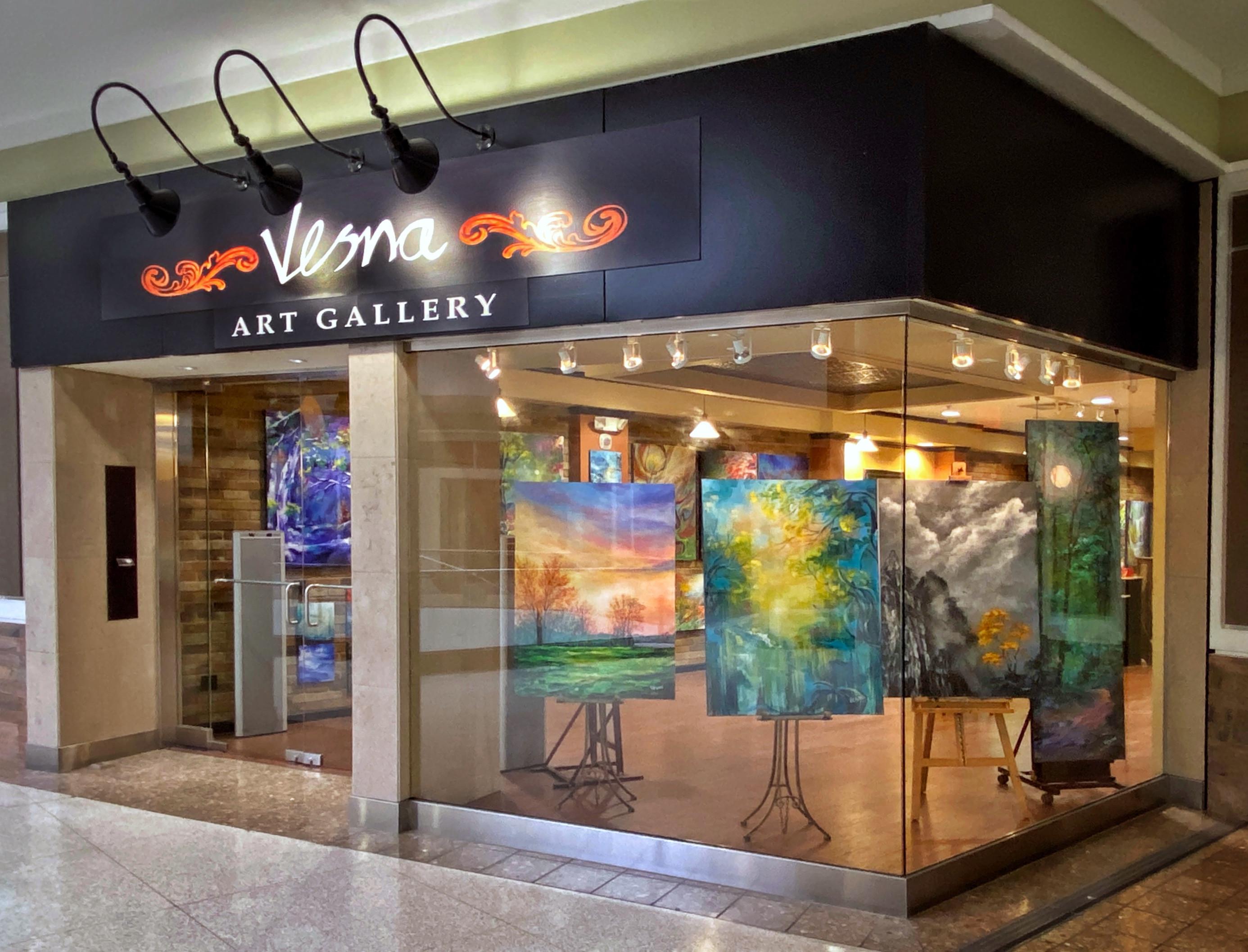 Visit Vesna Art Gallery