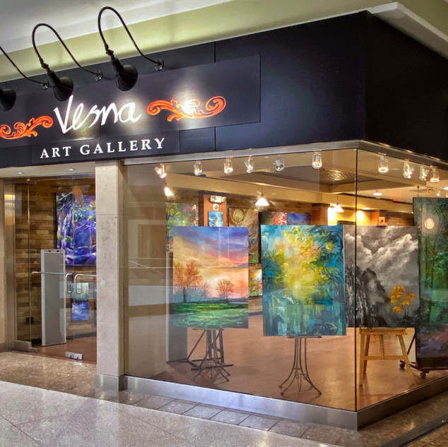 Vesna Art Gallery Tour 2021
