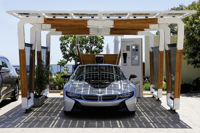 The First SoLiS Structure by ReNüTeq - BMW's Design Works - Engineered Bamboo