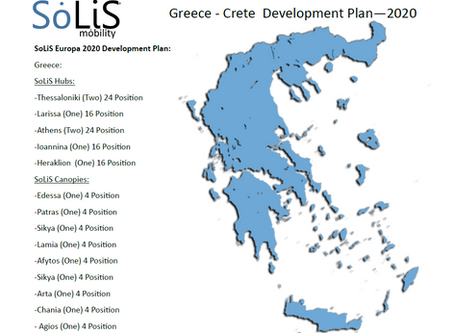 SoLiS Launches Operations in Greece