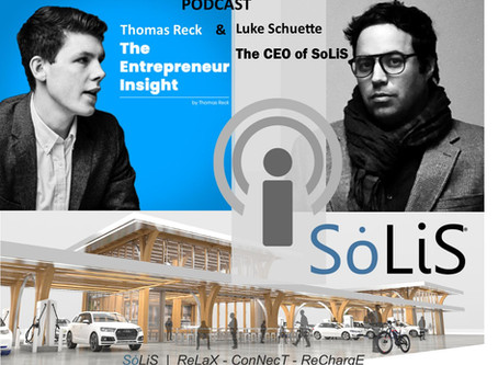The Entrepreneur Insight By Thomas Reck - SoLiS & ReNuTeq - Solutions
