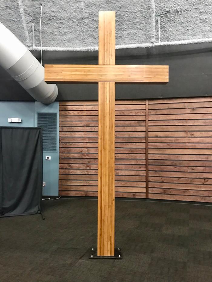 Christland Church Cross - College Station, Texas