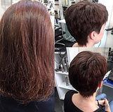 Haargenau schneiden
