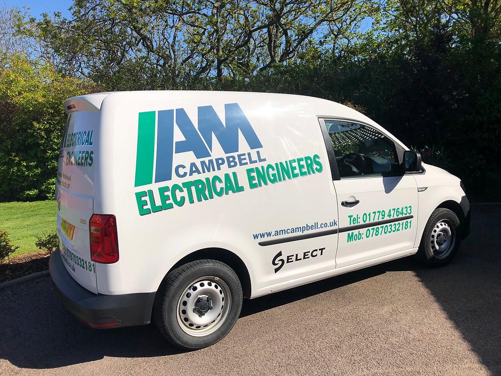 Electrician Peterhead