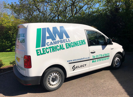 Peterhead Electricians - AM Campbell (UK) Ltd
