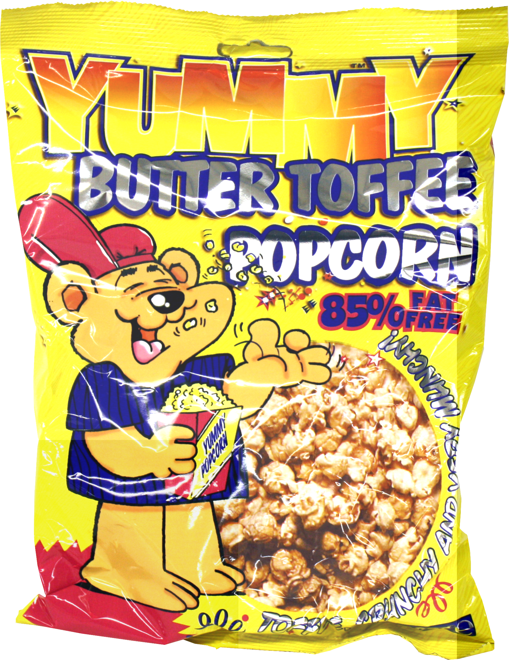 CON 120 Yummy Butter Toffee Popcorn