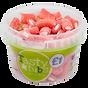 CON/216Tasty Tubs Fizzy Strawberry Pencils 130g
