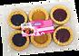 CK/0826 Assorted Fruit Tarts 300g