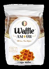 CK/002 Waffle Amour 5 Sugar Waffles x 12