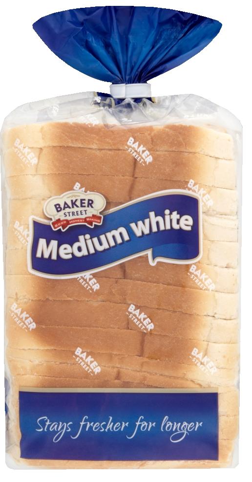 BP160 Baker Street White Loaf