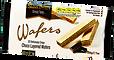 BIS/084Chocolate Layered Wafers