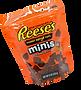 CON/020Reeses Mini Peanut Butter Pouch 226g