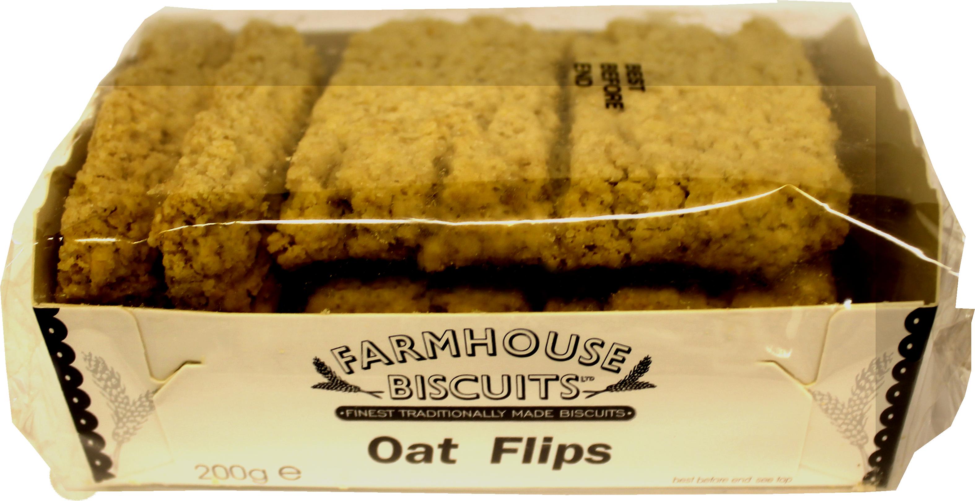 BIS 015 Farmhouse Oat Flip