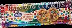 BIS/111 Merba Rainbow Cookies 150g