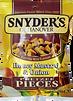 SNK/047Snyders Honey Mustard Pretzel Pieces 56g