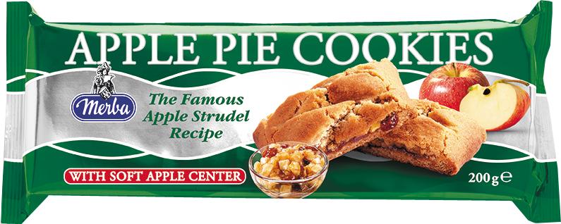 BIS 116 Merba Apple Pie Cookies 200g copy