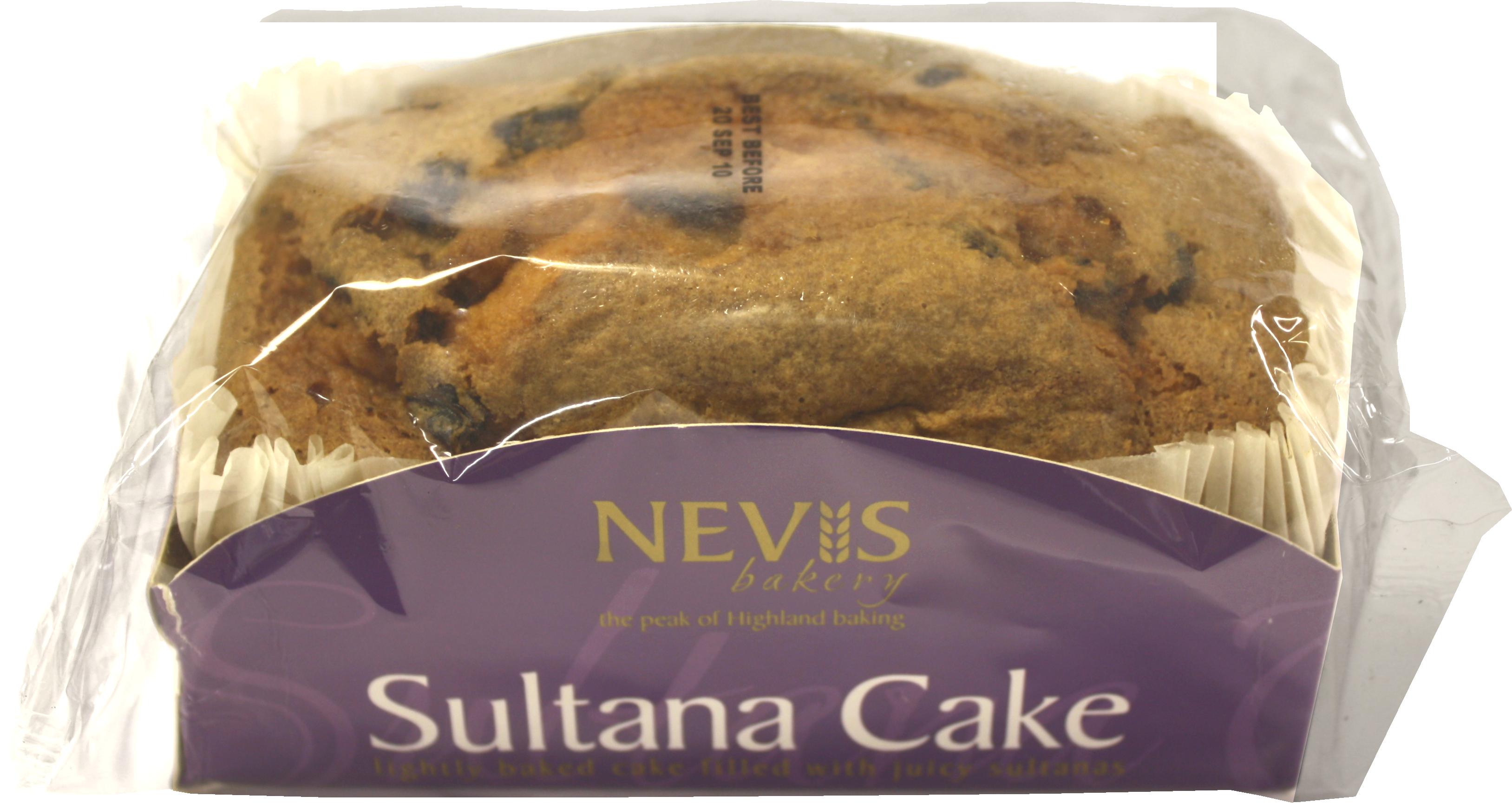 CK 061 Nevis Sultana Cake