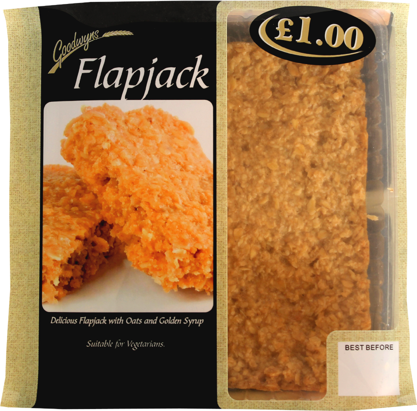 SS 021 Traditional Flapjack 320g