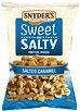 SNK/043Snyders Sweet & Salty Caramel Pretzels 10g