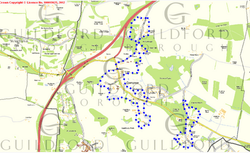 Compton Conservation Map