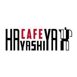 cafe hayashiyaロゴ